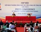 Thủ tướng: Hơn 200 dự án, quy mô 65 tỷ USD tại khu vực tiểu vùng Mekong mở rộng