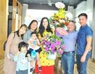 Sinh nhật hoa hậu Trần Huyền Nhung ấp áp bên gia đình, người thân