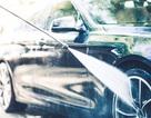 """Máy rửa ô tô tự động """"bó tay"""" với xe tự lái"""