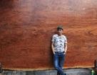 """""""Siêu"""" sập gỗ Cẩm đẹp như bức bình phong xuất hiện ở Bắc Ninh"""