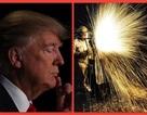 Dòng tweet Tổng thống Trump cuốn phăng hàng nghìn tỷ của các ông trùm thép Việt