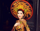 Hoa hậu Đông Nam Á Hồng Tươi đẹp rực rỡ