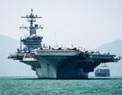 Chỉ huy tàu sân bay Mỹ ấn tượng với sự chuyên nghiệp của Hải quân Việt Nam