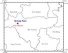 Động đất 3,4 độ richter ở khu vực Sông Tranh 2