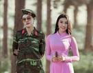 """""""Bông hồng thép"""" Giao Linh ngày càng đẹp sau một năm nhập ngũ"""