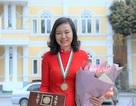 """""""Bóng hồng"""" giải Kovalevskaia: Người đầu tiên triển khai thành công liệu pháp điều trị gen ở Việt Nam"""