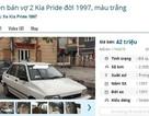 """Ô tô cũ giá chỉ vài chục triệu: Cẩn trọng kẻo mua phải taxi """"hết đát"""""""