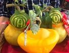 Trái cây độc, lạ miền Tây ồ ạt lên TPHCM phục vụ Tết