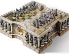 """Bộ cờ vua """"Chúa tể của những chiếc nhẫn"""" chỉ dành cho đại gia"""