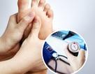"""""""Chữa bách bệnh"""" chỉ bằng vài động tác massage chân đơn giản hàng ngày"""