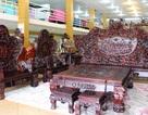 Bộ bàn ghế hình rồng 13 tỷ: Báu vật gỗ quý ngàn năm của đại gia Việt