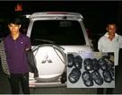 Lái ô tô sang Campuchia mua cần sa mang về Việt Nam bán kiếm lời