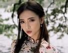 """Ảnh đẹp """"xuất thần"""" của cô gái Sài thành mơ ước diện áo dài ở Hà Nội"""