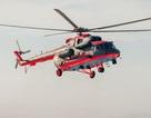 Rơi trực thăng ở Nga, 6 người thiệt mạng