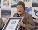 Bí quyết sống thọ nhất thế giới của cụ ông Nhật Bản 112 tuổi