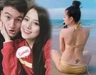 Hé lộ bạn gái siêu xinh của thủ môn Văn Lâm