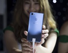 """Oppo F7 """"tai thỏ"""" với camera trước 25MP có giá gần 8 triệu đồng tại Việt Nam"""