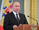 Tiết lộ thu nhập của Tổng thống Putin năm 2017