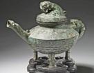 Ấm cổ bằng đồng hơn 3000 năm tuổi bán với giá kỷ lục hơn 13 tỷ đồng