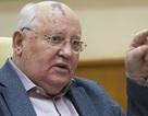 Ông Gorbachev lên tiếng về căng thẳng Nga - Mỹ quanh vấn đề Syria
