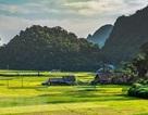 Vẻ đẹp nên thơ của Công viên địa chất Non nước Cao Bằng