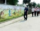 Độc đáo con đường bích họa trên quê hương Đại thi hào Nguyễn Du