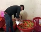 TPHCM: Phát hiện hơn 6 tấn củ cải, cà rốt bị ngâm hóa chất
