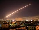 Mỹ và đồng minh dội hơn 100 tên lửa vào Syria