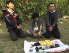 Thưởng nóng chuyên án bắt 3 người Lào vận chuyển 24.000 viên ma túy vào Việt Nam