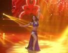 Nữ sinh HV Âm nhạc trình diễn đánh trống nước, khiêu vũ chuyên nghiệp