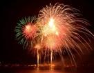 TPHCM bắn pháo hoa nghệ thuật mừng lễ 30/4