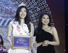 Nữ sinh lớp Triết học đăng quang Hoa khôi trường Báo 2018