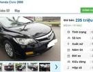 Những chiếc ô tô Honda cũ này đang rao bán tầm giá 200 triệu đồng tại Việt Nam