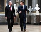 Tổng thống Pháp tiết lộ về cuộc không kích vào Syria