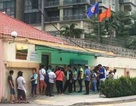 Thi hài người tự sát trong Đại sứ quán Việt Nam tại Malaysia được đưa về nước