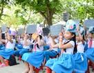 Quảng Ngãi: Học sinh tiểu học tìm hiểu kiến thức phòng chống thiên tai