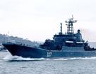 """Anh """"nín thở"""" khi tàu chiến Nga chở vũ khí qua eo biển"""