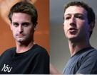 """Đồng sáng lập Snapchat """"đá xoáy"""" Facebook nhân ngày Cá tháng Tư"""