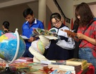 Học sinh Hà Tĩnh thích thú với ngày hội sách