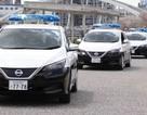 Ô tô chạy điện có mặt trong hàng ngũ xe cảnh sát Nhật Bản