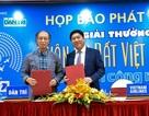 Vietnam Airlines là nhà tài trợ kim cương của Giải thưởng Nhân tài Đất Việt 2018