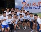 Hàng trăm nhân viên Công ty P&G Việt Nam tham gia chạy bộ từ thiện