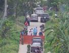Hà Nội: Thi thể nam giới bị cháy, nhét trong bao tải vứt ven đường