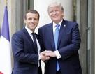 Ông Trump phật ý vì bị Tổng thống Pháp chỉ trích trực tiếp