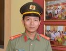 Trung úy công an 9X nhiệt huyết công tác Đoàn thanh niên