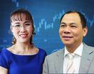 """Ông Phạm Nhật Vượng """"bỏ túi"""" gần 6.000 tỷ đồng; CEO Vietjet """"mất tiền"""""""