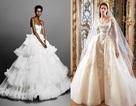 Những mẫu váy cưới đẹp nhất năm 2018