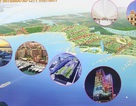 """3 nhà đầu tư """"nhăm nhe"""" đổ 15 tỷ USD vào siêu dự án ở Vân Đồn"""