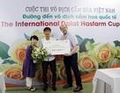 Cuộc thi vô địch cắm hoa Việt Nam 2018 đã tìm ra quán quân
