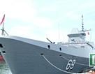 Tàu khu trục có khả năng tàng hình của Hải quân Singapore thăm Đà Nẵng